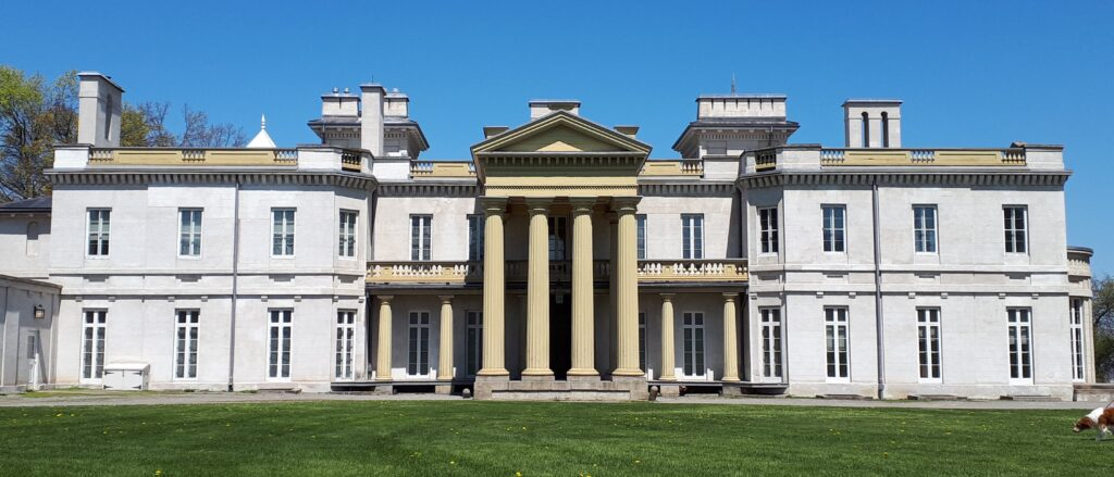 You can visit Dundurn castle on a  virtual tours in ontario.