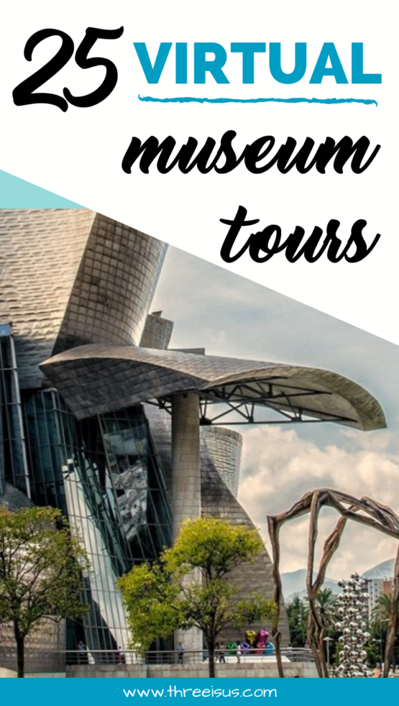 virtual museum tours for kids