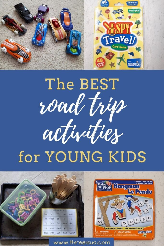 The Best Road Trip Activities For Young Kids Threeisus